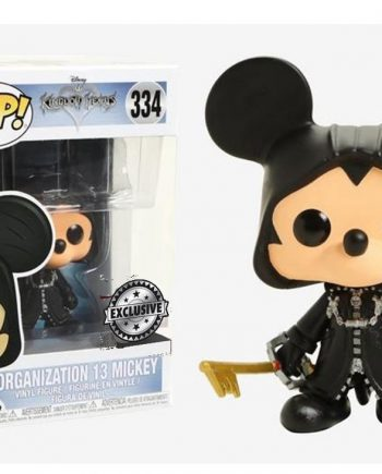 Funko POP! Disney Kingdom Hearts ORGANIZATION 13 MICKEY 334