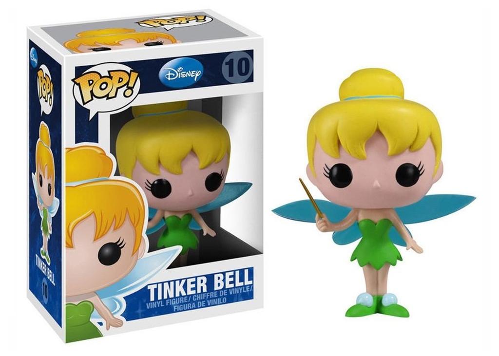 Funko pop disney peter pan tinker bell trilli 10 for Cartone animato trilli