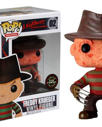 FUNKO POP HORROR FREDDY KRUEGER CHASE