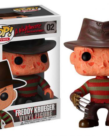 Funko POP! Horror FREDDY KRUEGER 02 Vinyl Figure