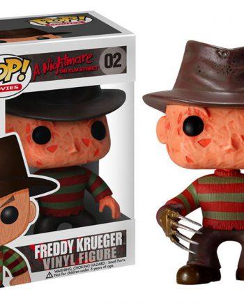 Funko POP! Horror FREDDY KRUEGER 02 Vinyl Figure