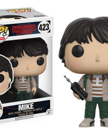 Funko POP! Stranger Things MIKE with Walkie Talkie 423