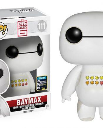Funko POP! BAYMAX Emoticon Chest 111 SDCC 2015
