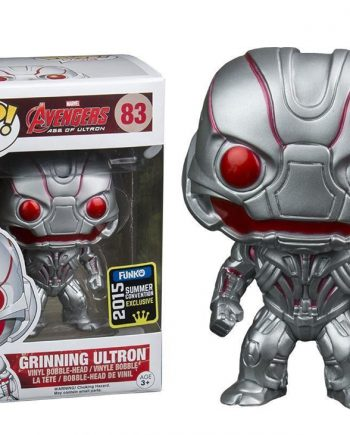 Funko POP! GRINNING ULTRON SDCC 2015 Exclusive
