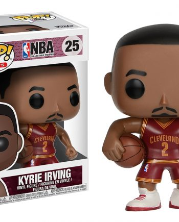 Funko POP! Sports NBA KYRIE IRVING (Cleveland Cavaliers) 25