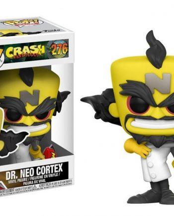 Funko POP! Games Crash Bandicoot NEO CORTEX 276