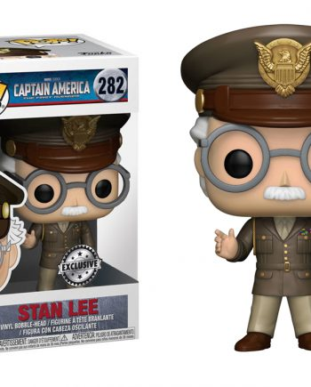 Funko POP! Marvel STAN LEE CAMEO 282 Army General