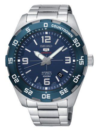 SEIKO 5 Sports SRPB85K1 Orologio Automatico Blue Dial