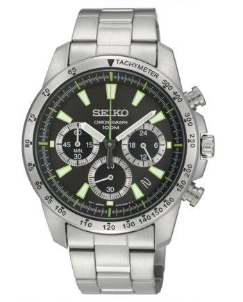 SEIKO Crono Classic SSB027P1 Orologio Uomo Quarzo Acciaio