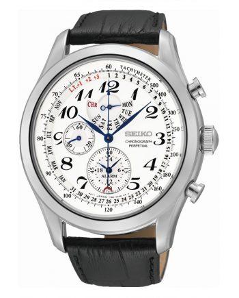 SEIKO SPC131P1 Orologio Uomo Cronografo Allarme