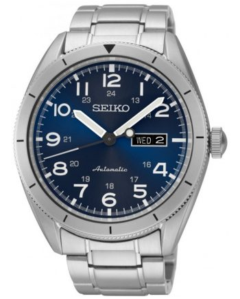 SEIKO SRP707K1 Orologio Automatico Uomo Quadrante Blue