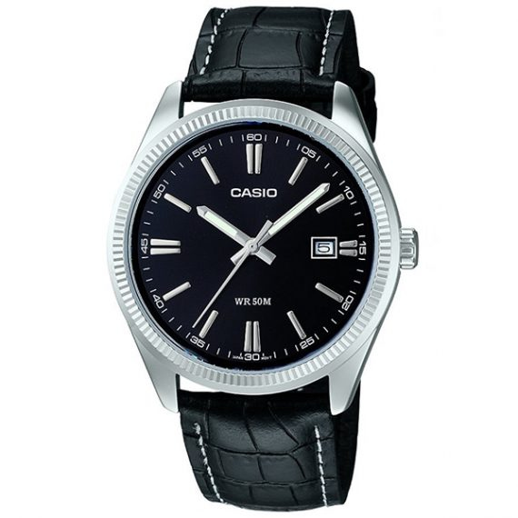 CASIO Collection MTP-1302L-1A Orologio da Polso Uomo Quarzo