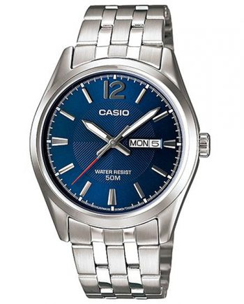 CASIO Collection MTP-1335D-2B Orologio da Polso Uomo Quarzo