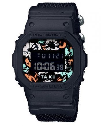 Casio G-Shock x TAKU DW-5600TAKU-1 Limited Edition