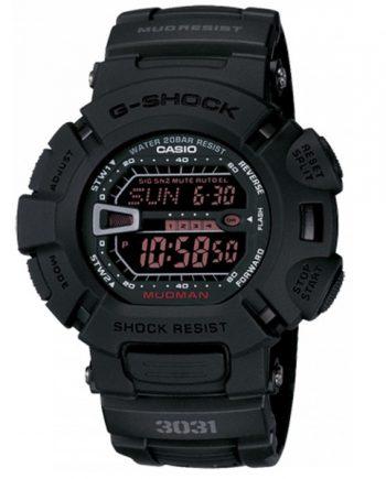CASIO G-Shock G-9000MS-1 Mudman Professional Military Black