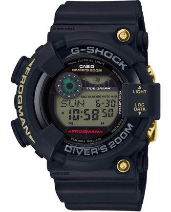 CASIO G-Shock FROGMAN GF-8235D-1B 35th Anniversary Gold Series