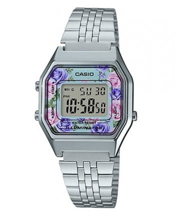CASIO Collection LA680WA-2C Orologio Donna Digitale Vintage Style