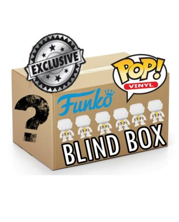 Funko POP! BLIND BOX 4 Regular + 2 EXCLUSIVE