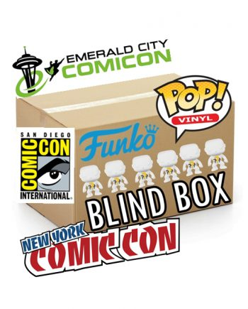 Funko POP! BLIND BOX 5 Regular + 1 CONVENTION COMIC CON