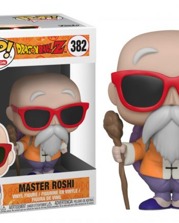 Funko POP! Dragon Ball Z MASTER ROSHI 382 Vinyl Figure