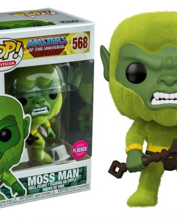 Funko POP! Masters of The Universe MOSS MAN FLOCKED 568