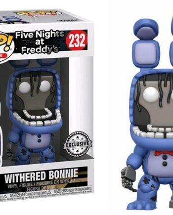 Funko POP! Five Nights at Freddy's WITHERED BONNIE 232