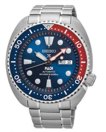 SEIKO Prospex PADI TURTLE SRPA21K1 Orologio Diver Automatico