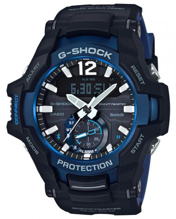 CASIO G-Shock GR-B100-1A2 Gravity Master Solar Bluetooth