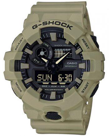 CASIO G-Shock GA-700UC-8A Orologio Uomo Multifunzione