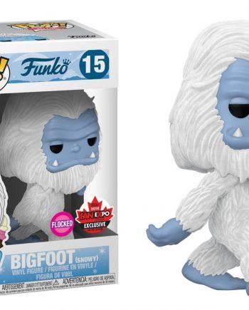 Funko POP! Bigfoot (Snowy) Fan Expo Canada Exclusive