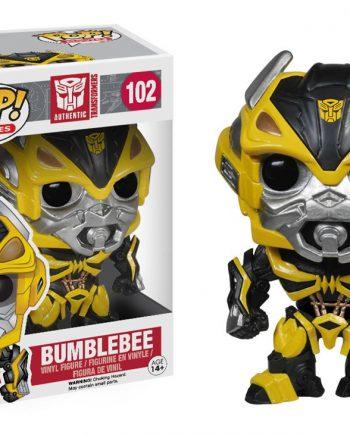 Funko POP! Movies Transformers BUMBLEBEE 102 Vinyl Figure
