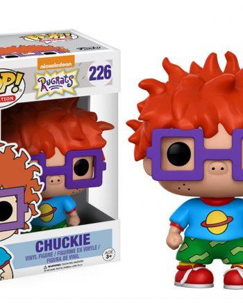 Funko POP! Animation CHUCKIE FINSTER 226 Rugrats