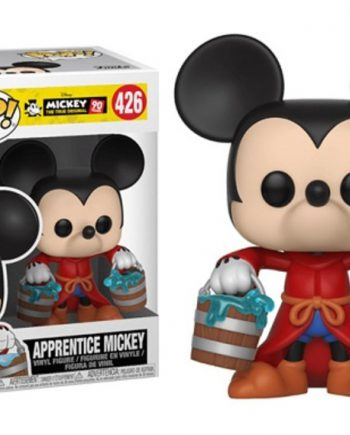 Funko POP! Disney APPRENTICE MICKEY 426 90th Anniversary