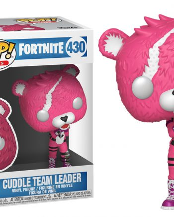 Funko POP! Games Fortnite CUDDLE TEAM LEADER 430 Vinyl Figure