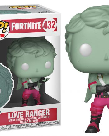 Funko POP! Games Fortnite LOVE RANGER 432 Vinyl Figure