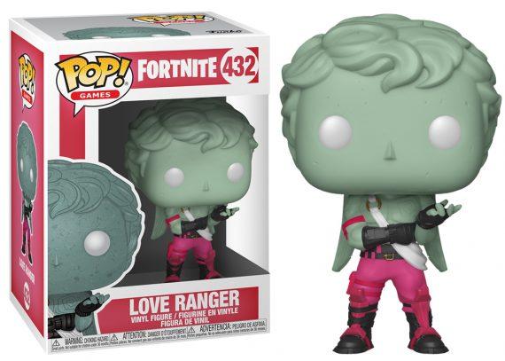 Funko POP! Games Fortnite LOVE RANGER 432 Vinyl Figure