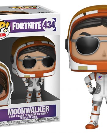 Funko POP! Games Fortnite MOONWALKER 434 Vinyl Figure
