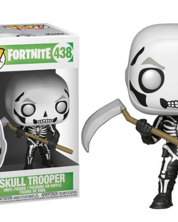 Funko POP! Games Fortnite SKULL TROOPER 438 Vinyl Figure