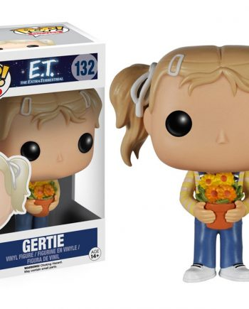 Funko POP! Movies E.T. The Extra-Terrestrial GERTIE 132 Vinyl Figure