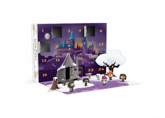 Funko POP! Harry Potter Advent Calendar Christmas 2018