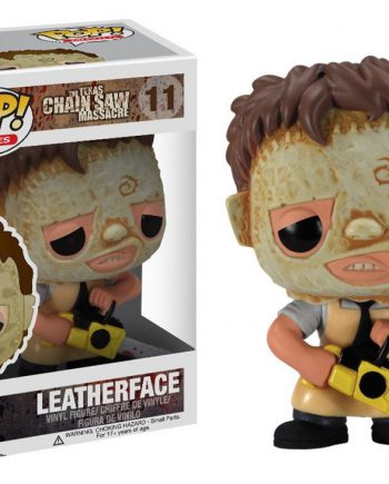Funko POP! Movies The Texas Chain Saw LEATHERFACE 11 Vinyl Figure