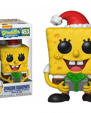 Funko POP! Animation SPONGEBOB XMAS 453 Vinyl Figure