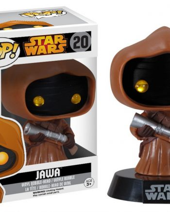 Funko POP! Star Wars JAWA 20 Vinyl Figure (Black Box)