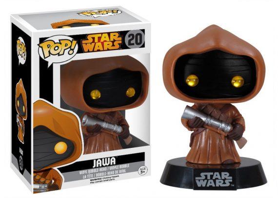 Funko POP! Star Wars JAWA 20 Vinyl Figure (Black Box)
