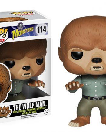 Funko POP! Movies THE WOLF MAN 114 Vinyl