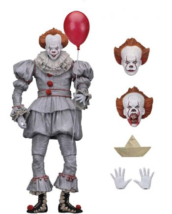 NECA Stephen King's It 2017 Action Figure Ultimate Pennywise 18cm