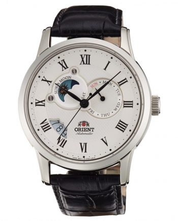ORIENT Sun and Moon SET0T002S0 Orologio Uomo Automatico