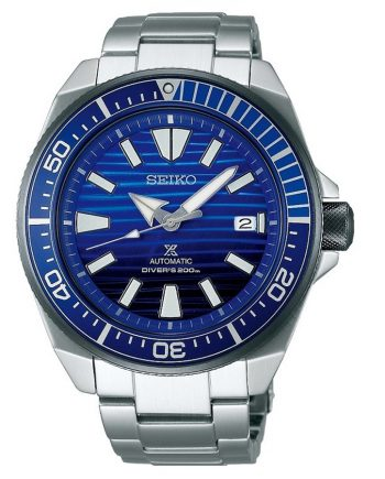 Seiko Samurai SRPC93K1 SAVE THE OCEAN Limited Edition