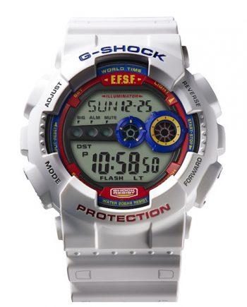 CASIO G-Shock GD-100 GUNDAM 35th Anniversary