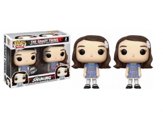 Funko POP! Shining THE GRADY TWINS 2-Pack Exclusive